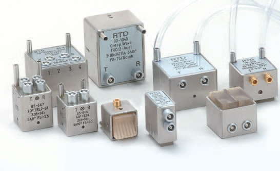 Panametrics-NDT Ultrasonic Transducers - INNOVIAtive