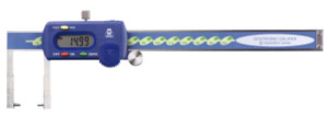 Digitronic Caliper for External Grooves 120-DB Series