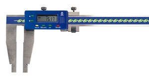 Large Digitronic Workshop Caliper 150-DDL Series