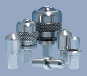 Indentors for Hardness Testers