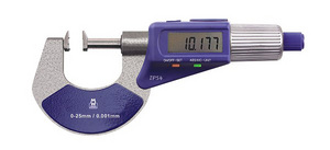 Digitronic Micrometer with Jaws 206-DDL Series