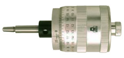 Micrometers Heads with Fine Reading 313 Series