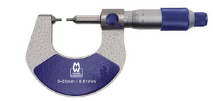 Spline Micrometer 260 Series