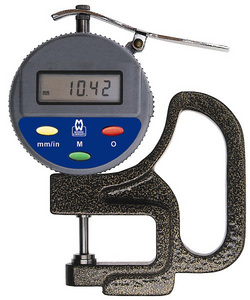Lifting Type Digitronic Thickness Gauge