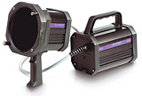 Spotlight UV Lamp Duo with pistol handle short